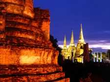 Visit Issan Esarn north east Thailand on holiday vacation